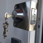 Abloy High Security Deadbolt Installed by Mr. Locksmith