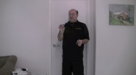 How to Open a Locked out of Bathroom or Bedroom Video by Mr. Locksmith Part 1