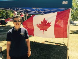 Alan Mr. Locksmith Vancouver West Canada Day 2015