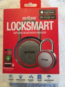 Dog & Bone LockSmart Padlock