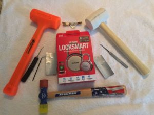 Dog & Bone LockSmart Padlock Basic ByPass Tools