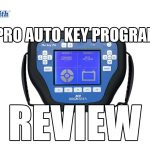 MVP PRO Auto Key Programmer Review | Mr. Locksmith Automotive